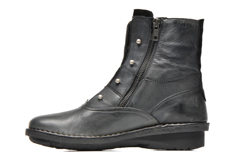 Bottines et boots Khrio Mati Noir vue face