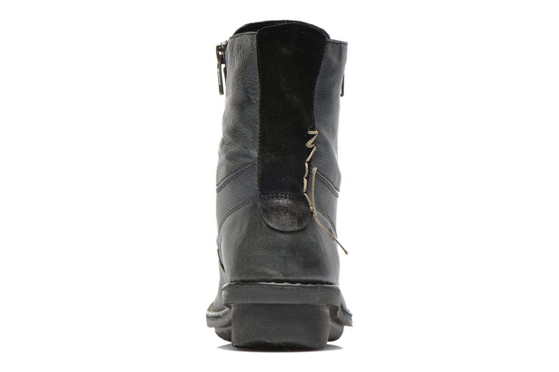 Bottines et boots Khrio Mati Noir vue droite