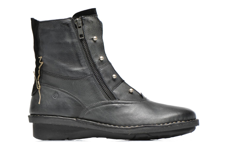 Bottines et boots Khrio Mati Noir vue derrière