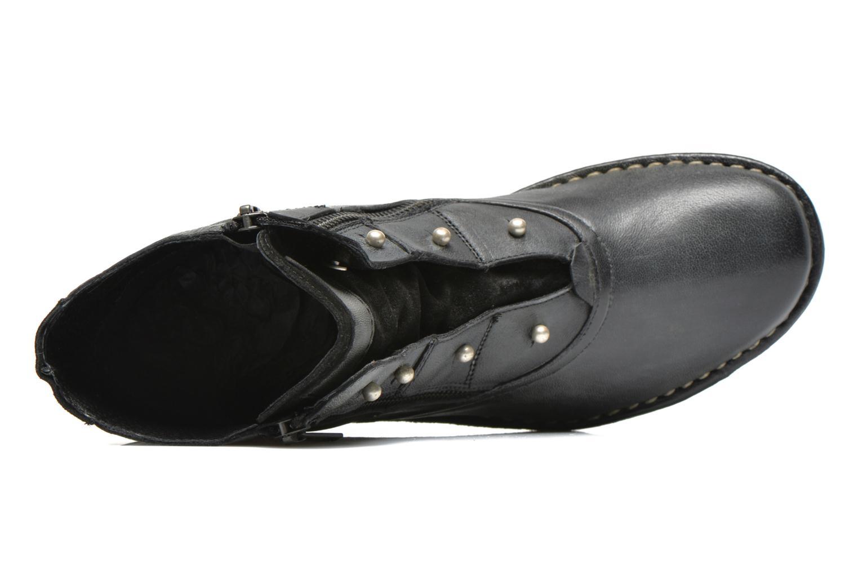 Bottines et boots Khrio Mati Noir vue gauche