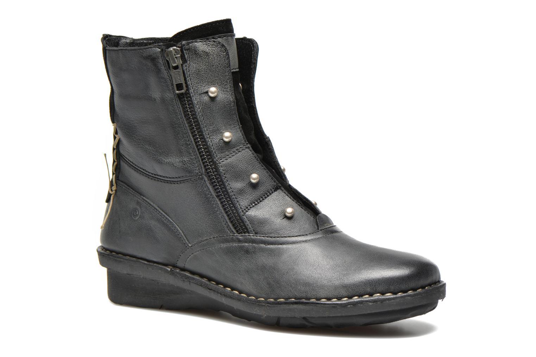 Bottines et boots Khrio Mati Noir vue détail/paire