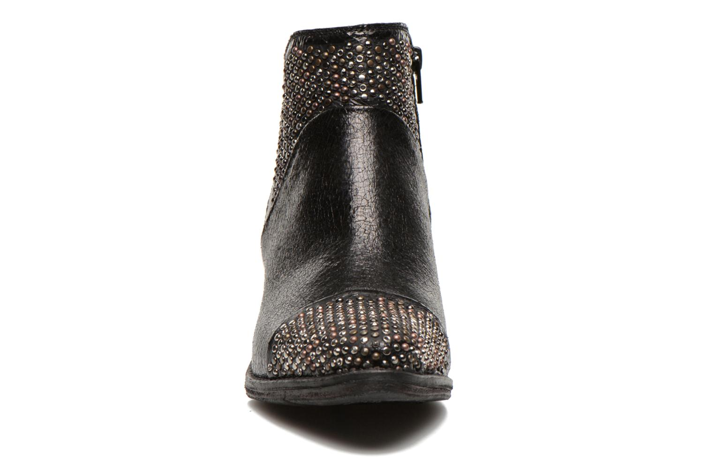 Bottines et boots Khrio Arcer Noir vue portées chaussures