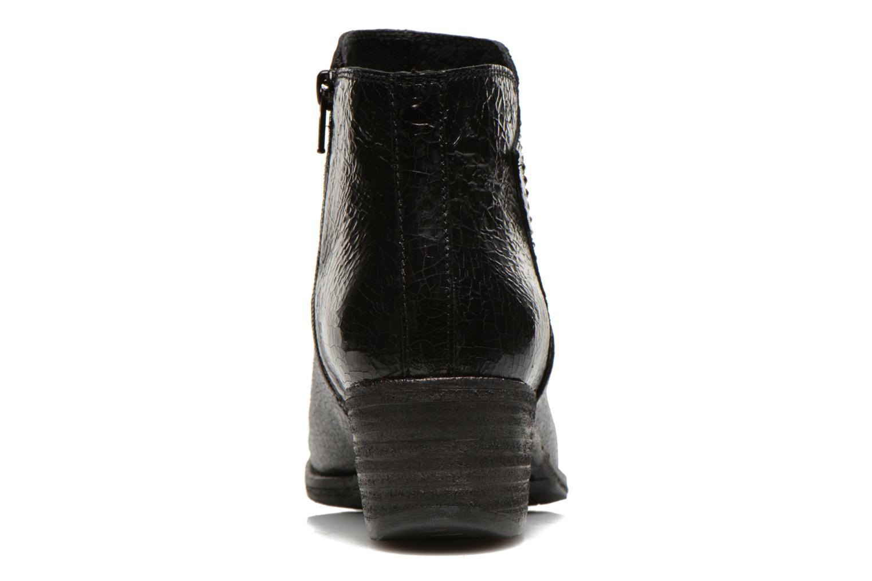 Bottines et boots Khrio Arcer Noir vue droite