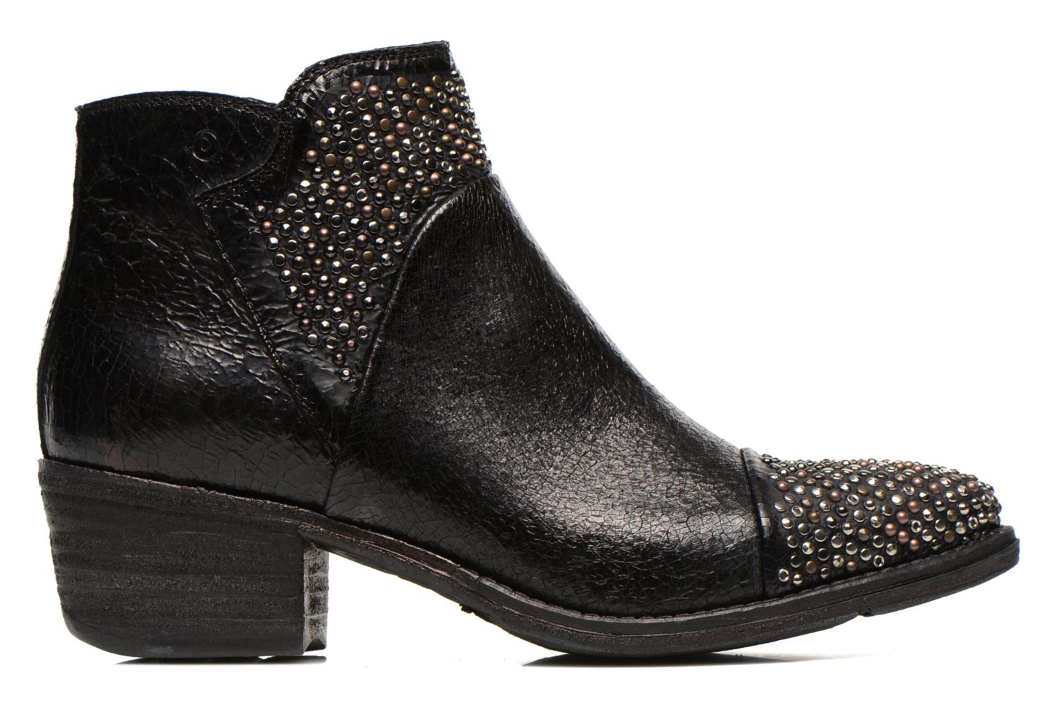 Ankle boots Khrio Arcer Black back view