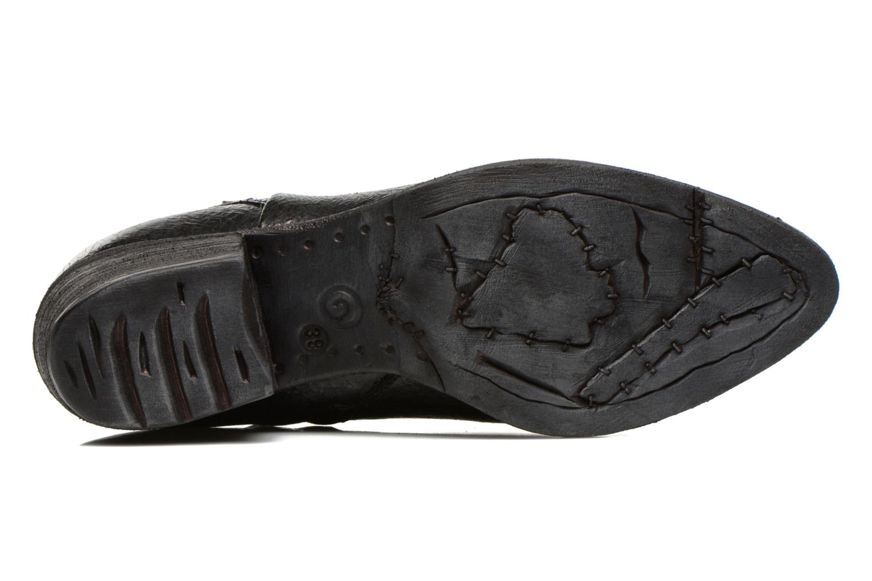 Bottines et boots Khrio Arcer Noir vue haut