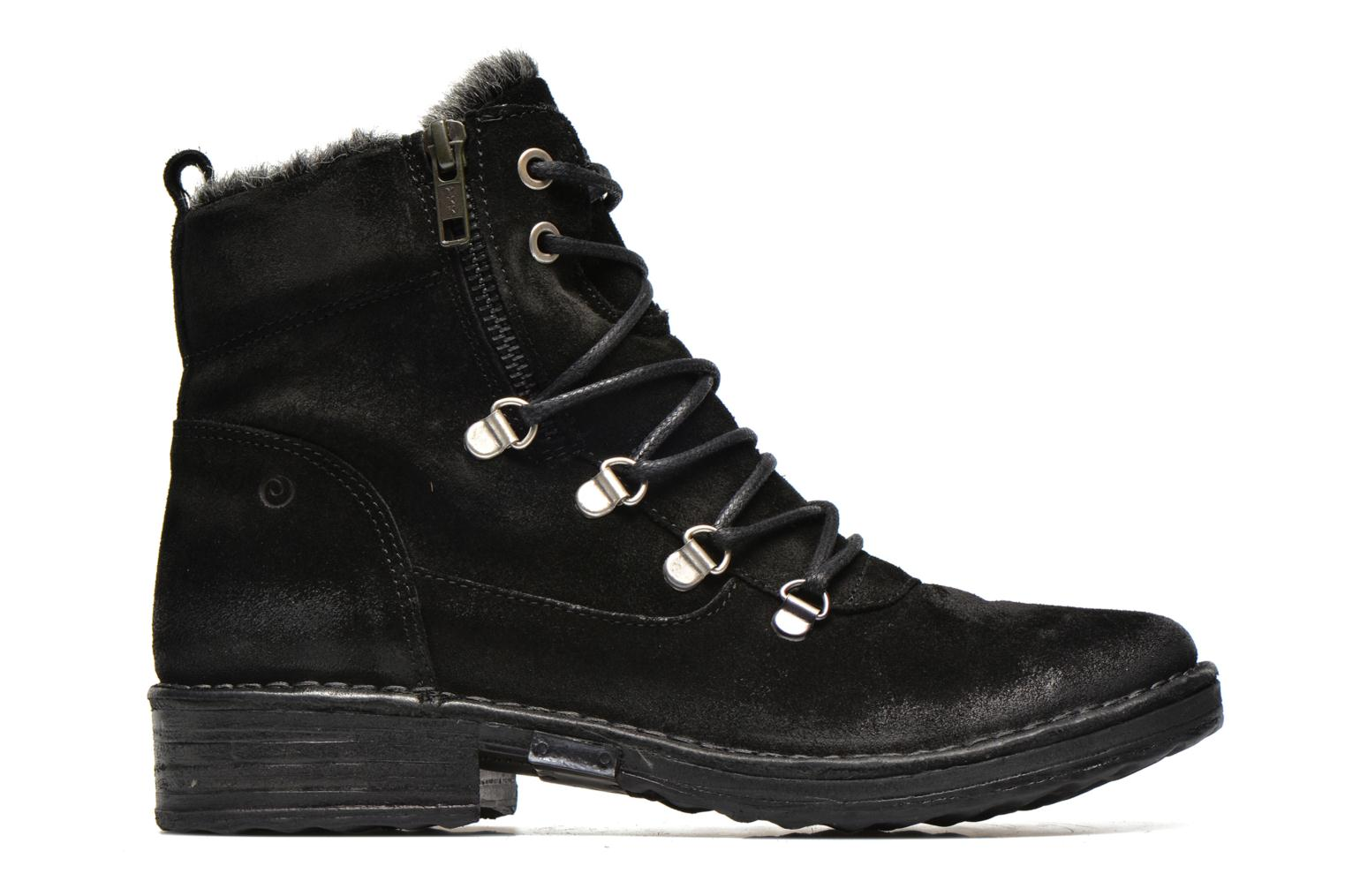 Ankle boots Khrio Varos Black back view
