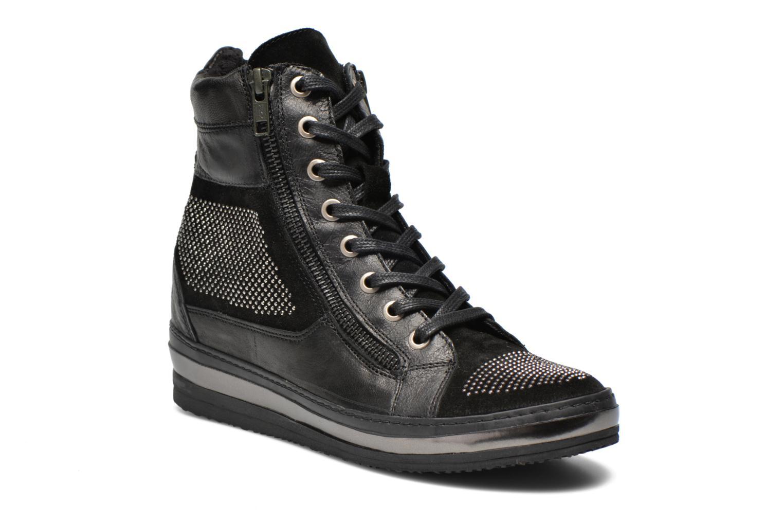 Sneaker Khrio Tanobe schwarz detaillierte ansicht/modell