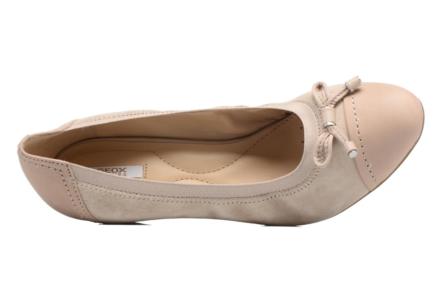 Pumps Geox D FLORALIE A D54T4A Beige links