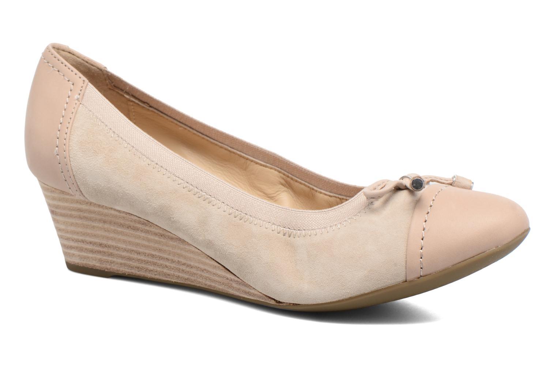 Grandes descuentos últimos zapatos Geox D FLORALIE A D54T4A (Beige) - Zapatos de tacón Descuento
