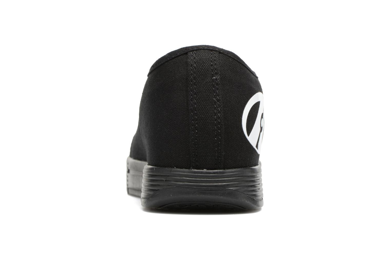 Baskets Heelys Fresh Noir vue droite
