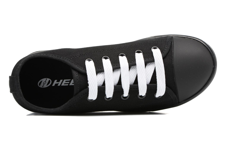 Baskets Heelys Fresh Noir vue gauche
