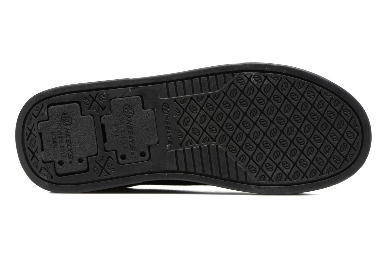 Baskets Heelys Fresh Noir vue haut
