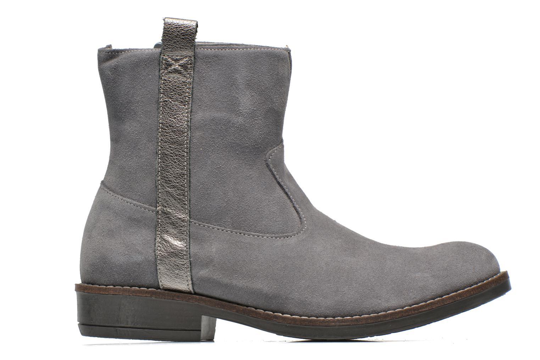 Bottines et boots Minibel Julie Gris vue derrière