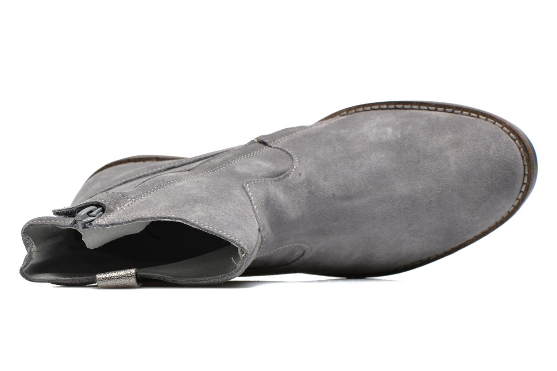 Stiefeletten & Boots Minibel Julie grau ansicht von links