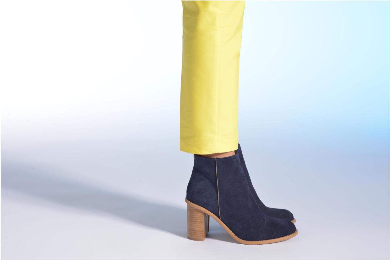 Stiefeletten & Boots Made by SARENZA Western Fever #5 blau ansicht von unten / tasche getragen