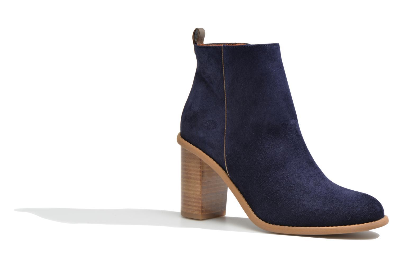Stiefeletten & Boots Made by SARENZA Western Fever #5 blau ansicht von rechts