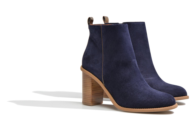 Stiefeletten & Boots Made by SARENZA Western Fever #5 blau ansicht von hinten