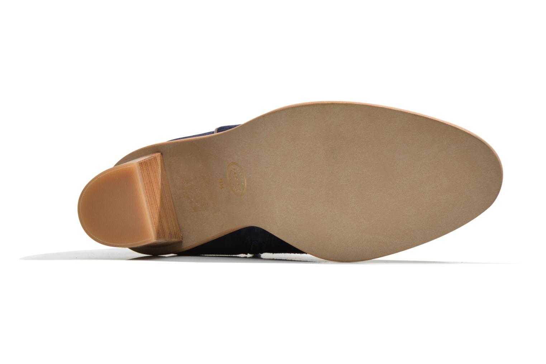 Stiefeletten & Boots Made by SARENZA Western Fever #5 blau ansicht von links