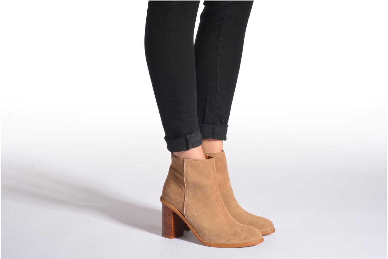 Stiefeletten & Boots Made by SARENZA Western Fever #5 braun ansicht von unten / tasche getragen