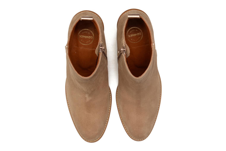 Stiefeletten & Boots Made by SARENZA Western Fever #5 braun schuhe getragen