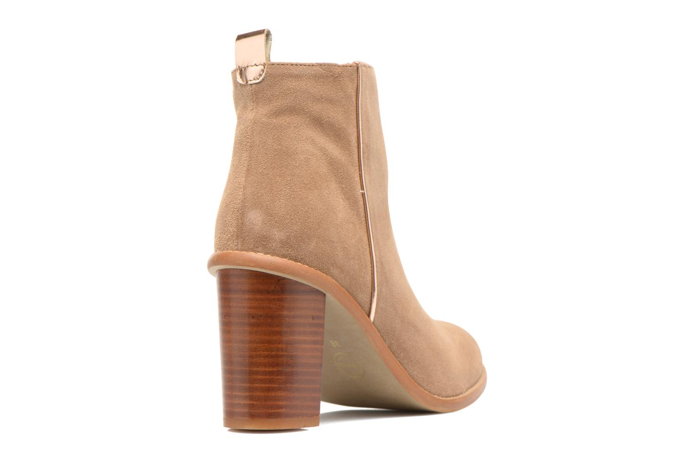 Stiefeletten & Boots Made by SARENZA Western Fever #5 braun ansicht von vorne
