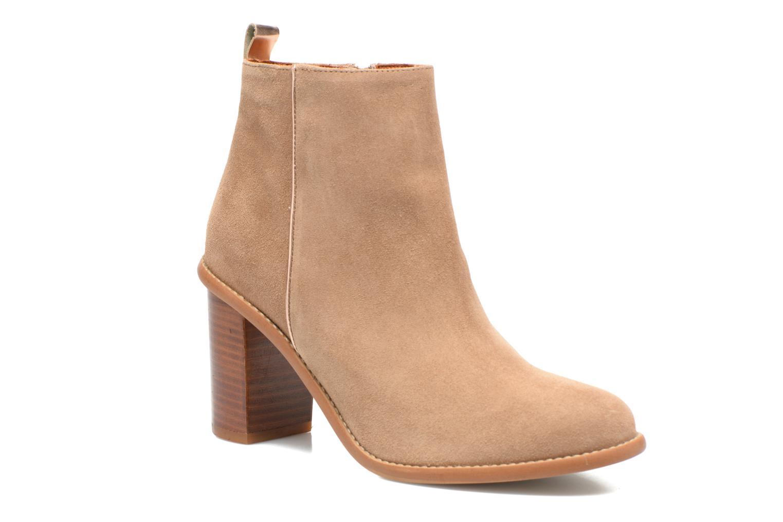 Stiefeletten & Boots Made by SARENZA Western Fever #5 braun ansicht von rechts