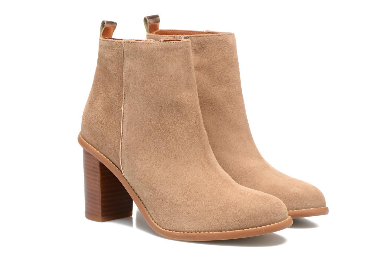 Stiefeletten & Boots Made by SARENZA Western Fever #5 braun ansicht von hinten