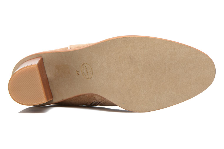 Stiefeletten & Boots Made by SARENZA Western Fever #5 braun ansicht von oben