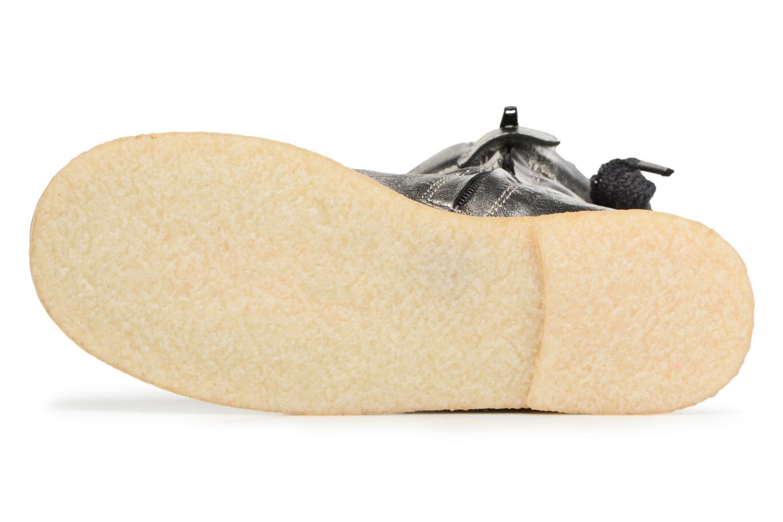 Bottines et boots Shoesme Sienna Argent vue haut