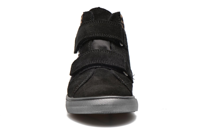 Velcro shoes Richter Fedora Black model view