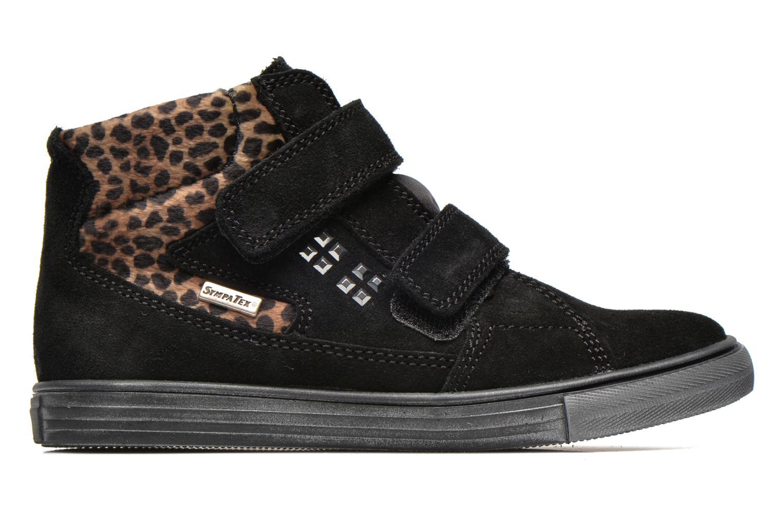Chaussures à scratch Richter Fedora Noir vue derrière