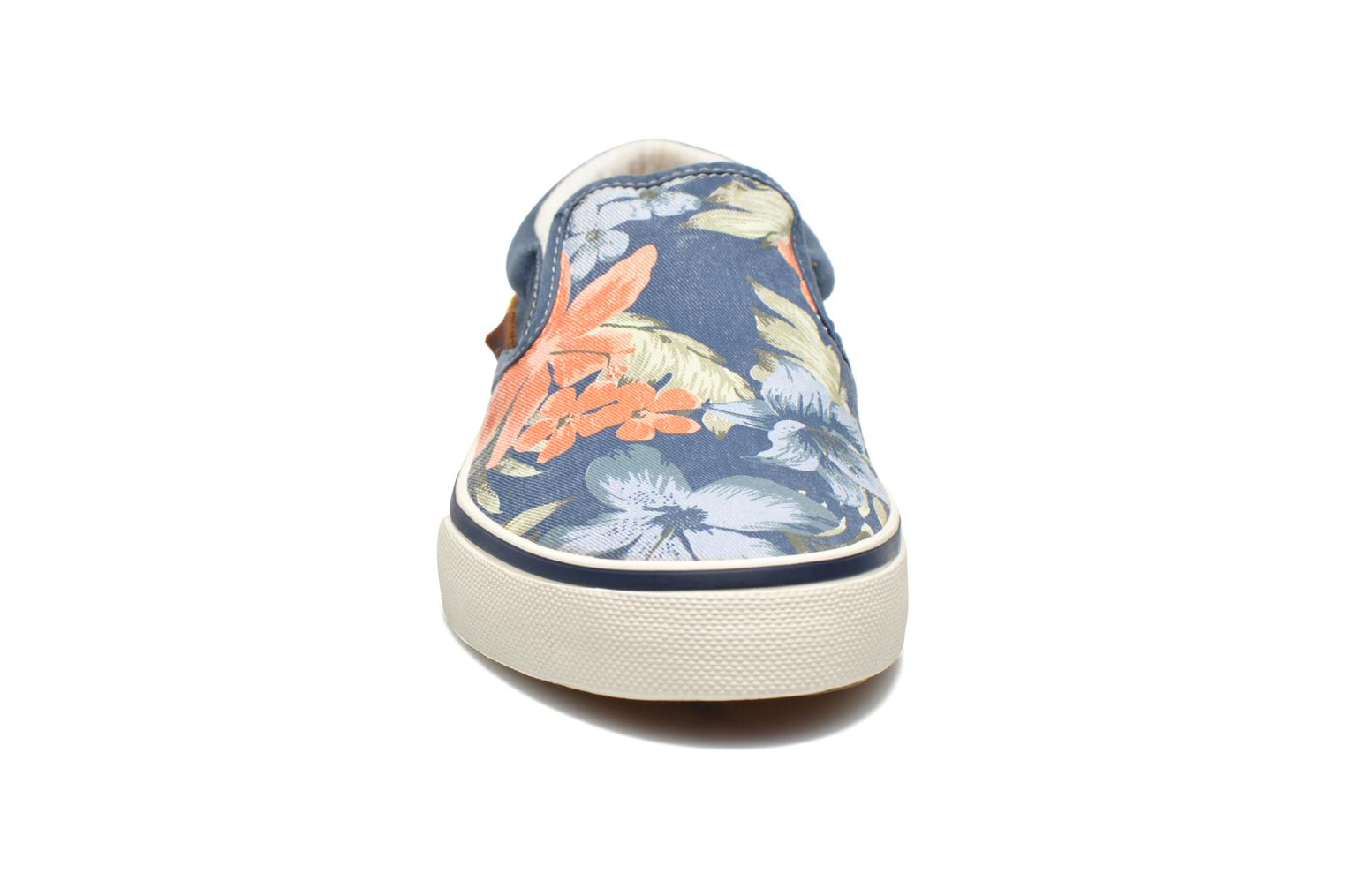 Trainers Pepe jeans Harry Slip On Blue model view