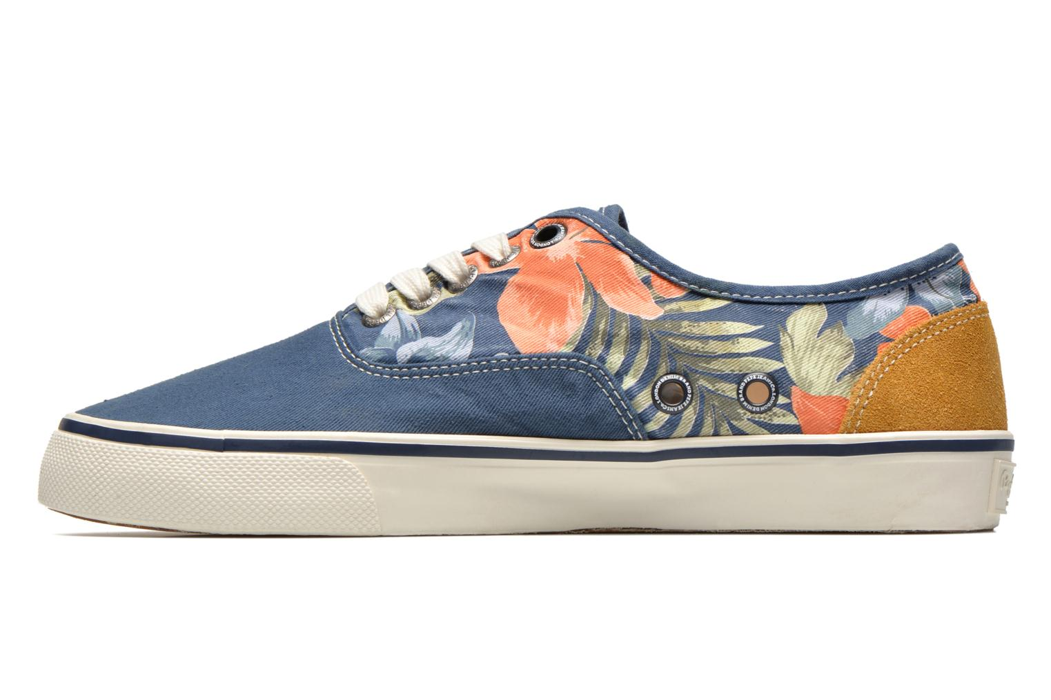 Sneakers Pepe jeans Harry Laces Blauw voorkant