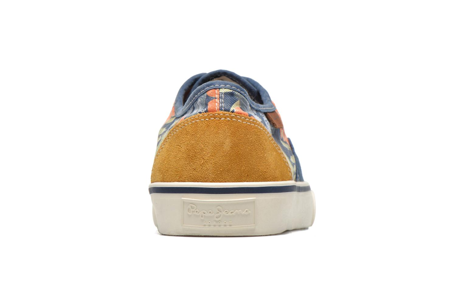 Sneakers Pepe jeans Harry Laces Blauw rechts