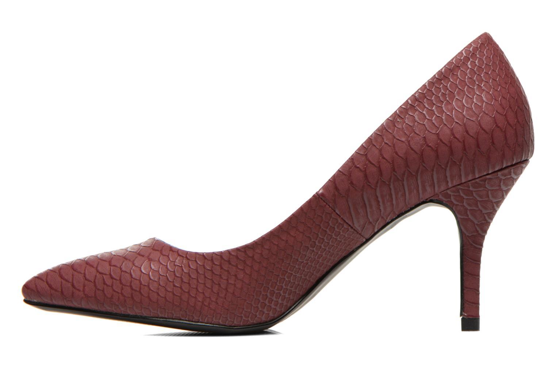 Zapatos de tacón Aldo BOMPLAN Vino vista de frente