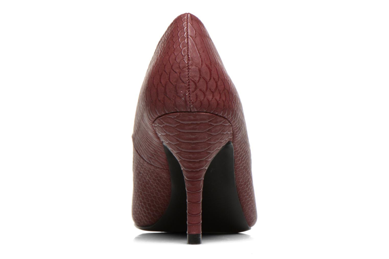 Zapatos de tacón Aldo BOMPLAN Vino vista lateral derecha
