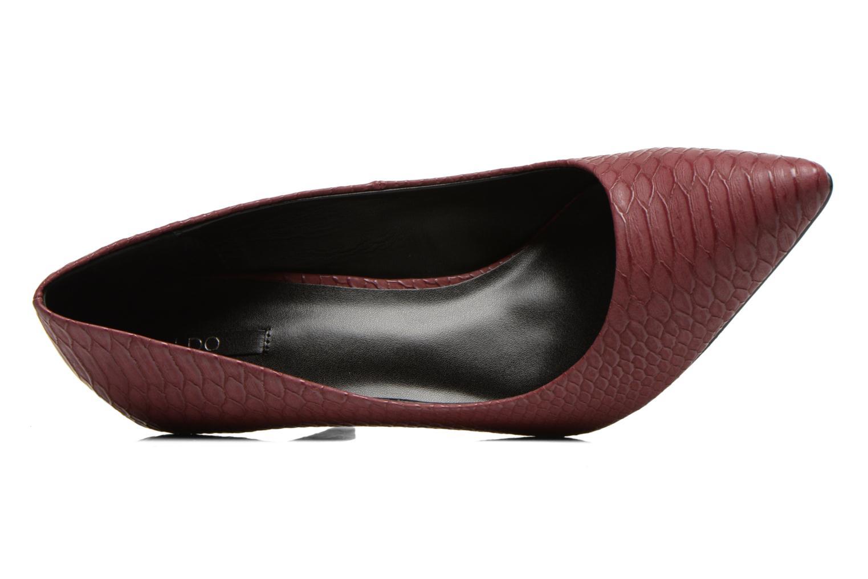 Zapatos de tacón Aldo BOMPLAN Vino vista lateral izquierda