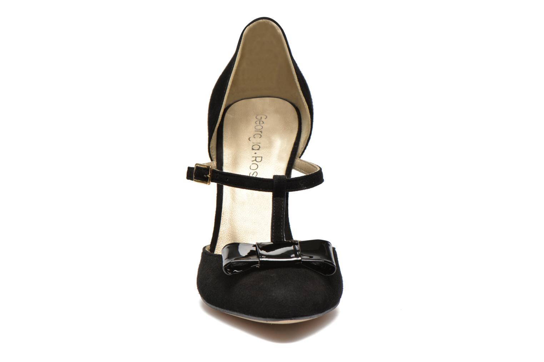 Zapatos de tacón Georgia Rose Jubile Negro vista del modelo