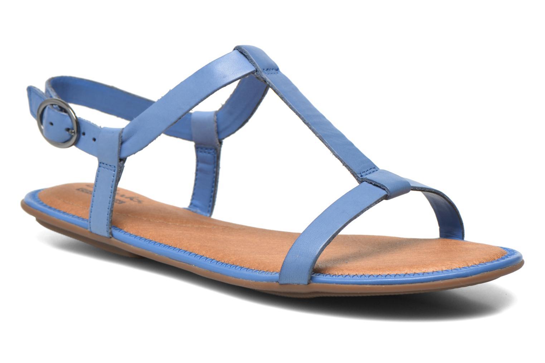 Sandalen Clarks Risi Hop blau detaillierte ansicht/modell