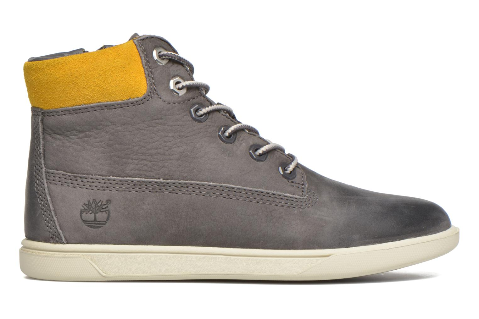 Ankle boots Timberland Groveton 6In Lace with si Grey back view