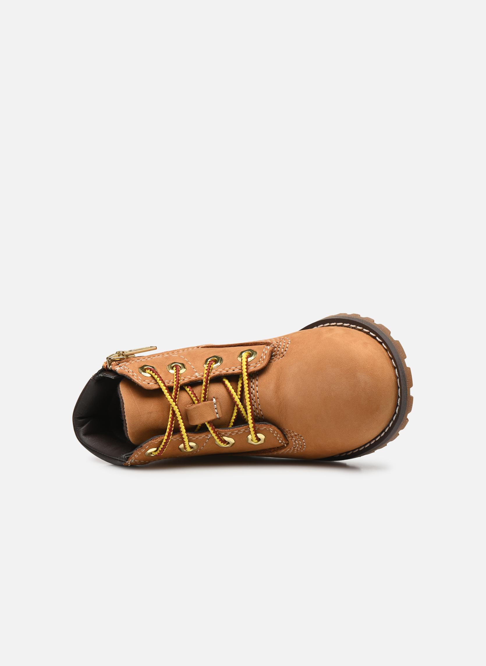 Boots en enkellaarsjes Timberland Pokey Pine 6In Boot with Beige links