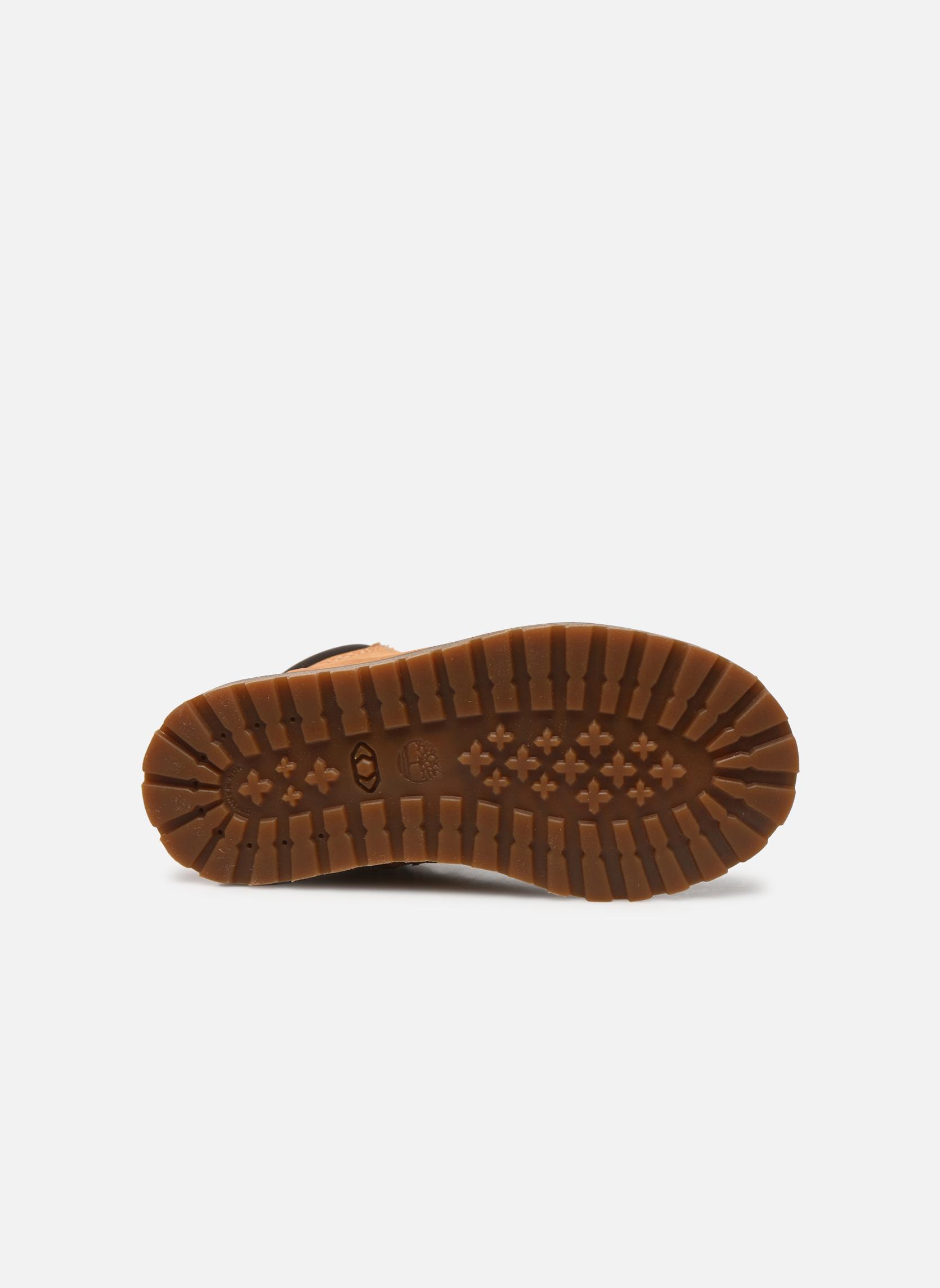 Boots en enkellaarsjes Timberland Pokey Pine 6In Boot with Beige boven