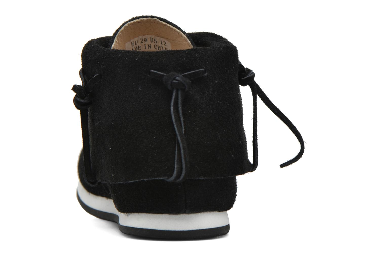 Sneakers Akid Stone Sort Se fra højre