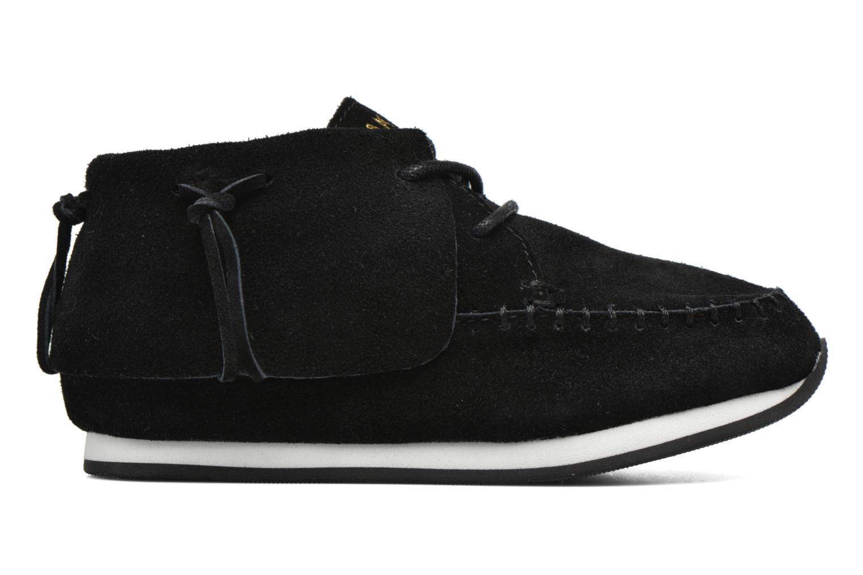 Sneakers Akid Stone Sort se bagfra