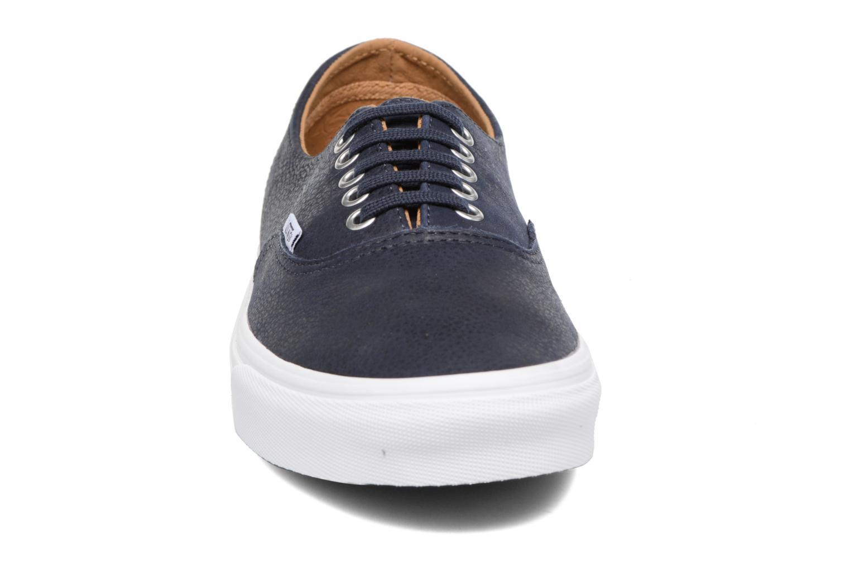 Baskets Vans Authentic Decon Bleu vue portées chaussures
