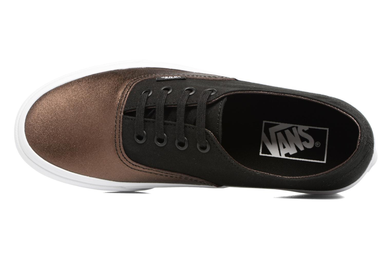 Sneakers Vans Authentic Decon W Zwart links