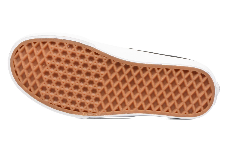 Sneakers Vans Authentic Decon W Zwart boven