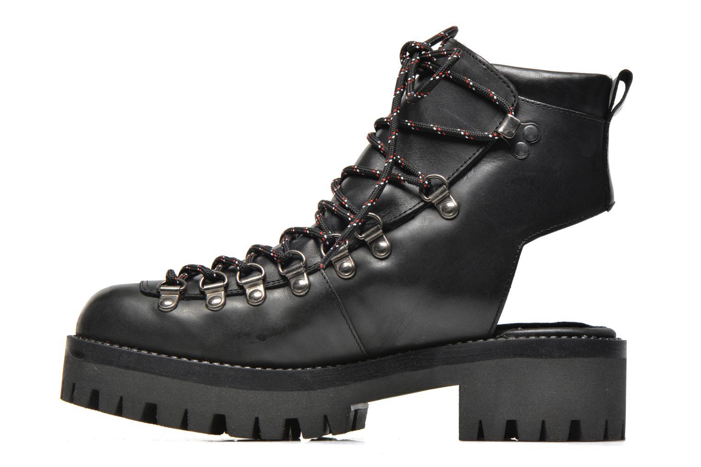 Boots en enkellaarsjes Intentionally blank Tharp Zwart voorkant