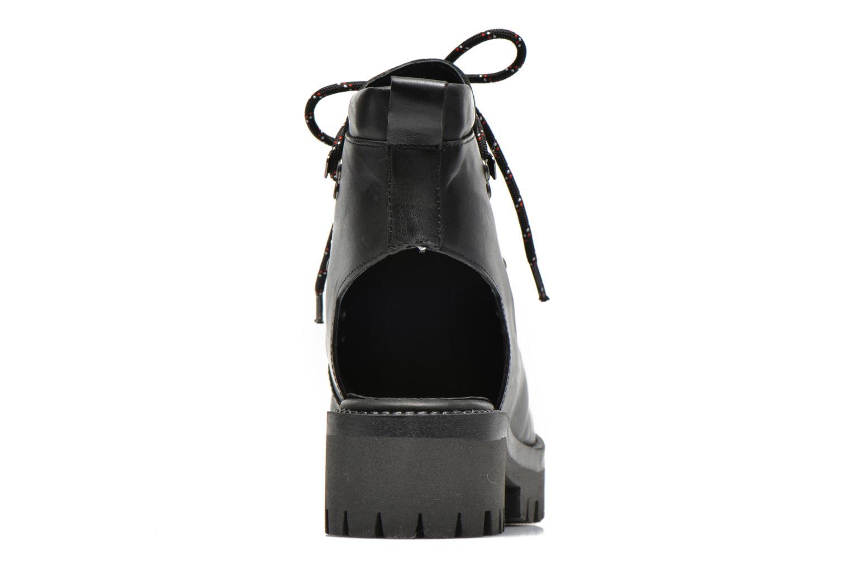 Tharp Black leather/ Black sole