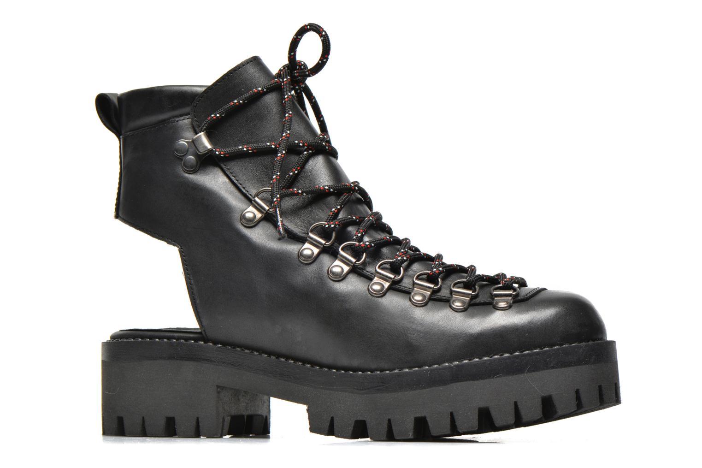 Boots en enkellaarsjes Intentionally blank Tharp Zwart achterkant